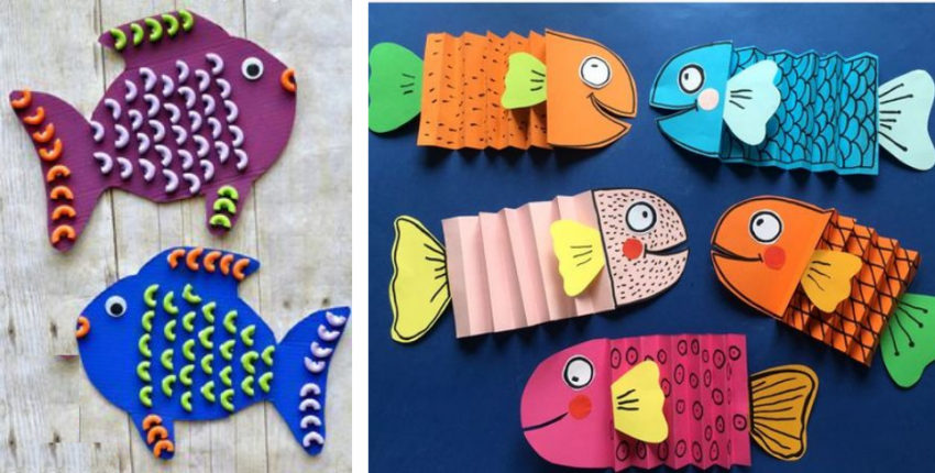 DIY POISSONS D'AVRIL
