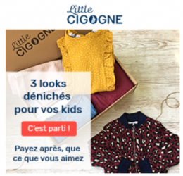 Little Cigogne
